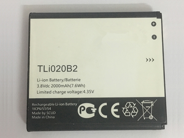 Alcatel TLi020B2